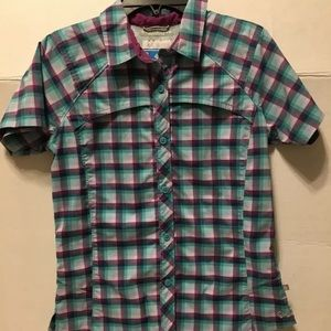 Columbia Sportswear Shirt Girls Size 14/16